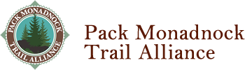 Pack Monadnock Trail Alliance Logo